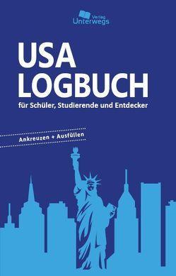 USA Logbuch von Klemann,  Manfred, Klemann,  Nico-Gabriel, Unterwegs Verlag GmbH