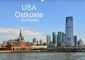USA Ostküste Ein Road Trip (Wandkalender 2019 DIN A2 quer) von N.,  N.
