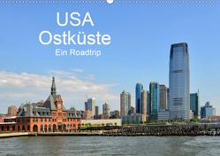USA Ostküste Ein Road Trip (Wandkalender 2020 DIN A2 quer) von N.,  N.