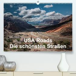 USA Roads (Premium, hochwertiger DIN A2 Wandkalender 2020, Kunstdruck in Hochglanz) von Jansen,  Thomas