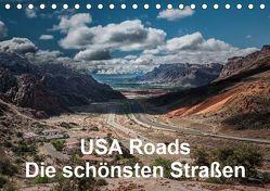 USA Roads (Tischkalender 2019 DIN A5 quer) von Jansen,  Thomas