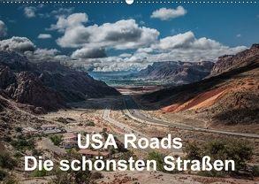 USA Roads (Wandkalender 2018 DIN A2 quer) von Jansen,  Thomas