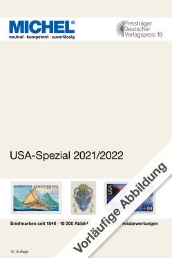 USA-Spezial 2021/2022 von MICHEL-Redaktion
