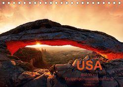 USA Süd-West (Tischkalender 2018 DIN A5 quer) von Rucker,  Michael