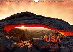 USA Süd-West (Wandkalender 2018 DIN A4 quer) von Rucker,  Michael