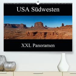 USA Südwesten – XXL Panoramen (Premium, hochwertiger DIN A2 Wandkalender 2021, Kunstdruck in Hochglanz) von Schonnop,  Juergen