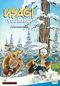 Usagi Yojimbo 11 – Jahreszeiten von Nielsen,  Jens R, Sakai,  Stan