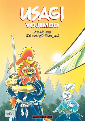 Usagi Yojimbo 17 – Duell am Kitanoji-Tempel von Nielsen,  Jens R, Sakai,  Stan