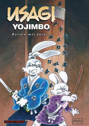 Usagi Yojimbo 18 – Reisen mit Jotaro von Nielsen,  Jens R, Sakai,  Stan