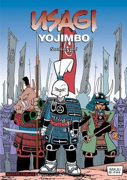 Usagi Yojimbo 2 – Samurai! von Nielsen,  Jens R, Sakai,  Stan
