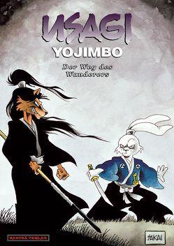 Usagi Yojimbo 3 – Der Weg des Wanderers von Nielsen,  Jens R, Sakai,  Stan