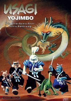 Usagi Yojimbo 4 – Die Drachenschrei-Verschwörung von Nielsen,  Jens R, Sakai,  Stan