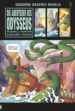 Usborne Graphic Novels: Die Abenteuer des Odysseus von Fiorin,  Fabiano, Punter,  Russell