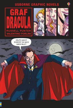 Usborne Graphic Novels: Graf Dracula von Forlini,  Valentino, Punter,  Russell
