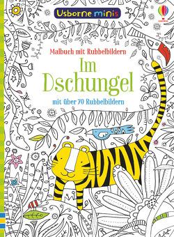 Usborne Minis: Im Dschungel von Russell,  Ruth, Smith,  Sam