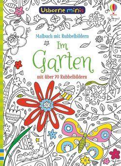 Usborne Minis: Im Garten von Russell,  Ruth, Smith,  Sam