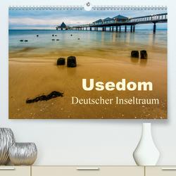 Usedom – Deutscher Inseltraum (Premium, hochwertiger DIN A2 Wandkalender 2021, Kunstdruck in Hochglanz) von Wasilewski,  Martin