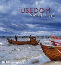 Usedom – Kalender 2019 von Eiland