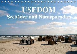 USEDOM – Seebäder und Naturparadies (Tischkalender 2018 DIN A5 quer) von Art-Motiva,  k.A.
