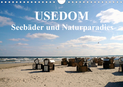 USEDOM – Seebäder und Naturparadies (Wandkalender 2021 DIN A4 quer) von Art-Motiva