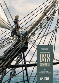 USS Constitution. Band 1 von Bonnet,  Franck