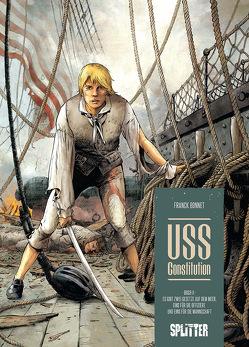 USS Constitution. Band 2 von Bonnet,  Franck
