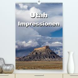 Utah Impressionen (Premium, hochwertiger DIN A2 Wandkalender 2020, Kunstdruck in Hochglanz) von Klinder,  Thomas