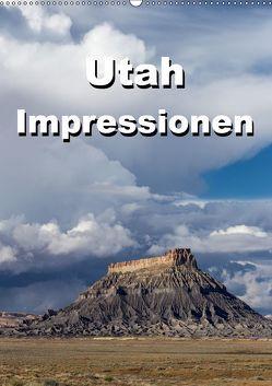 Utah Impressionen (Wandkalender 2019 DIN A2 hoch) von Klinder,  Thomas