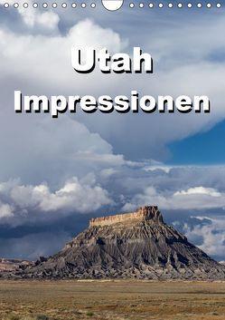 Utah Impressionen (Wandkalender 2019 DIN A4 hoch) von Klinder,  Thomas