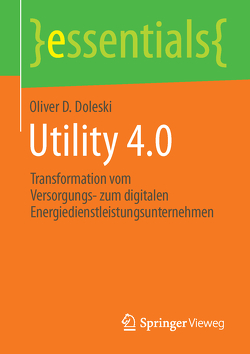 Utility 4.0 von Doleski,  Oliver D.