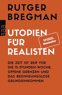 Utopien für Realisten von Bregman,  Rutger