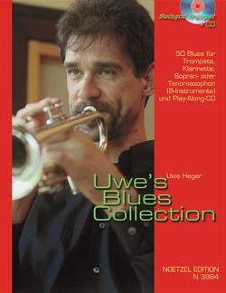Uwe's Blues Collection von Heger,  Uwe