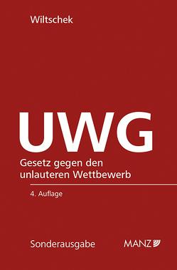 UWG von Wiltschek,  Lothar