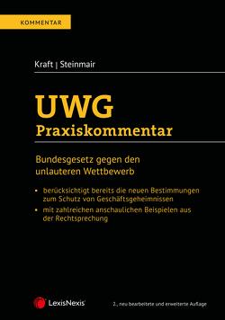 UWG – Praxiskommentar von Kraft,  Rainer Maria, Steinmair,  Boris