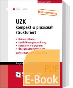 UZK kompakt & praxisnah strukturiert (E-Book) von Gellert,  Lothar, Weiss,  Thomas