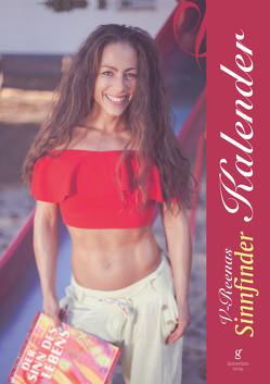 V-Reenas Sinnfinder-Kalender A4 von Liesegang,  Verena