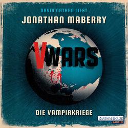 V-Wars von Hallmann,  Maike, Herden,  Birgit, Maberry,  Jonathan, Nathan,  David
