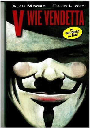 V wie Vendetta Comic von Lloyd,  David, Moore,  Alan