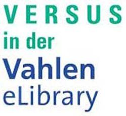 Vahlen eLibrary Paket «Versus kompakt BWL 2017»