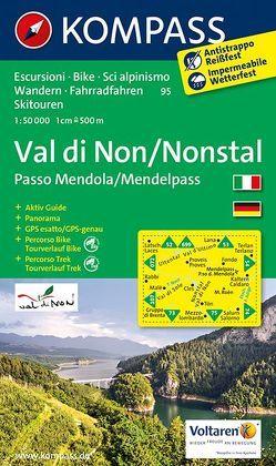 Val di Non – Nonstal von KOMPASS-Karten GmbH