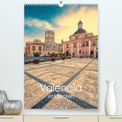 Valencia entdecken (Premium, hochwertiger DIN A2 Wandkalender 2020, Kunstdruck in Hochglanz) von Photography,  Hessbeck