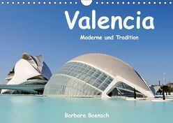 Valencia (Wandkalender 2019 DIN A4 quer) von Boensch,  Barbara