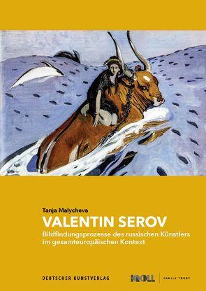 Valentin Serov von Malycheva,  Tanja