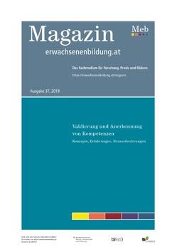 Validierung und Anerkennung von Kompetenzen. Konzepte, Erfahrungen, Herausforderungen von Lassnigg,  Lorenz, Schindler,  Julia