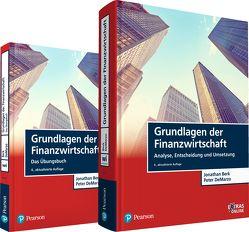Value Pack Grundlagen der Finanzwirtschaft von Berk,  Jonathan, DeMarzo,  Peter