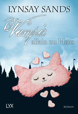 Vampir allein zu Haus von Sander,  Ralph, Sands,  Lynsay
