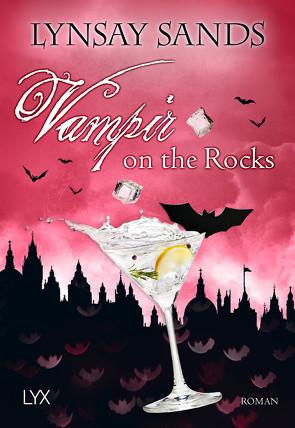 Vampir on the Rocks von Sander,  Ralph, Sands,  Lynsay