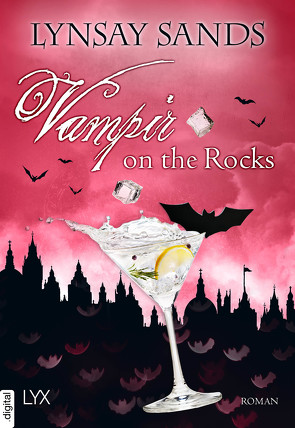 Vampir on the Rocks von Sands,  Lynsay