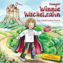 Vampir Winnie Wackelzahn von Grote,  Gerhard, Gunsch,  Elmar, Israel,  Ralf, Stallmann,  Bernd
