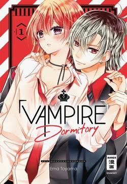 Vampire Dormitory 01 von Okada-Willmann,  Yayoi, Toyama,  Ema